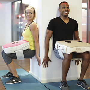 Fitness con Anduflex, disfruta la andulación en un dispositivo portátil