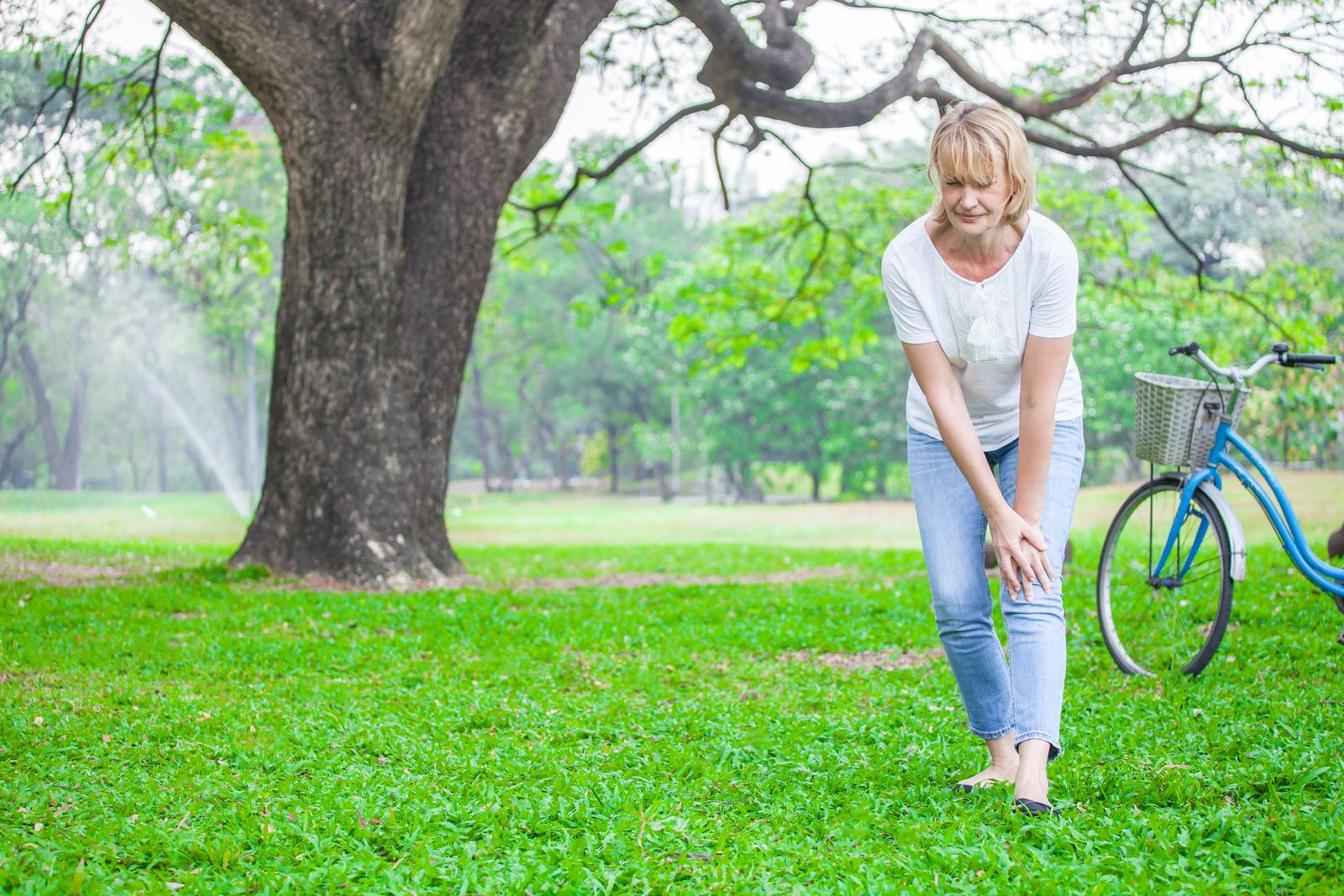 Síntomas y tratamiento de Andulación para la Artrosis de rodilla