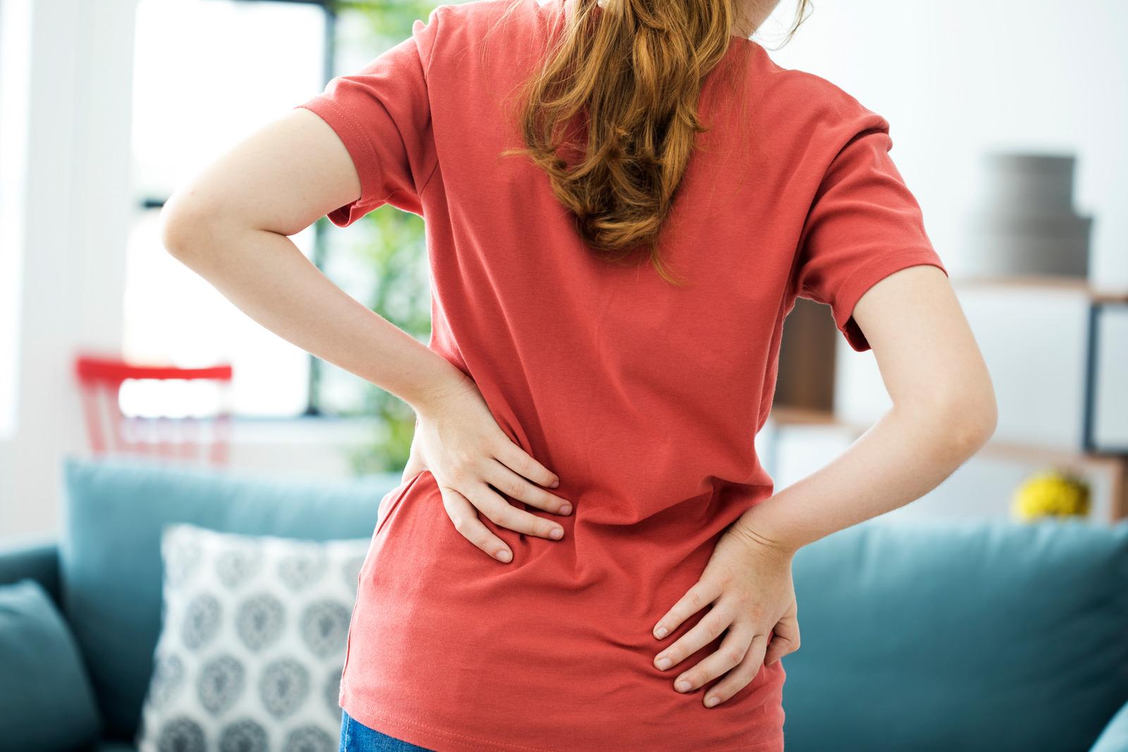 Síntomas y tratamiento de Andulación para la Lumbalgia