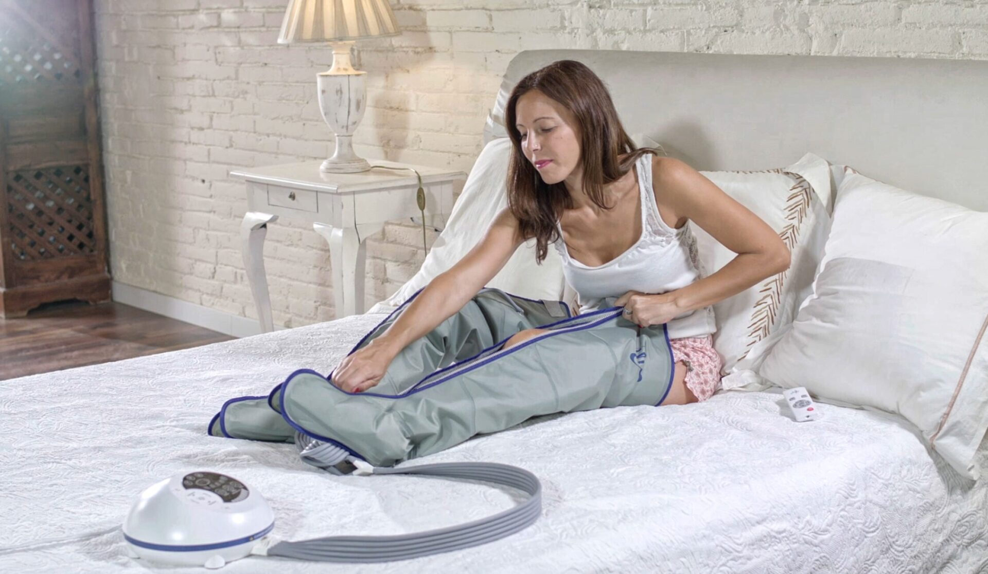 UTS-System, presoterapia
