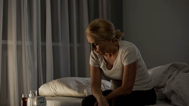 Relación entre dolor crónico y trastornos del sueño